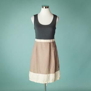 Cynthia Rowley 6 Dress Sleeveless Linen Dress